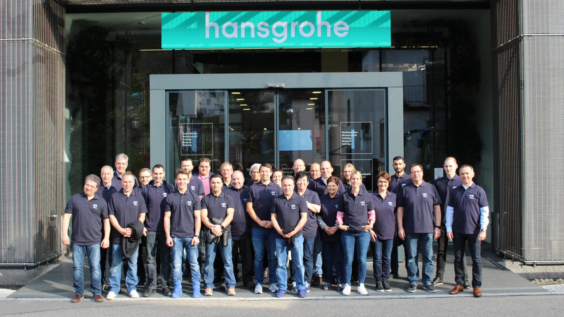 Team Bad Staib Pforzheim Brotzingen Tal Badrenovierung